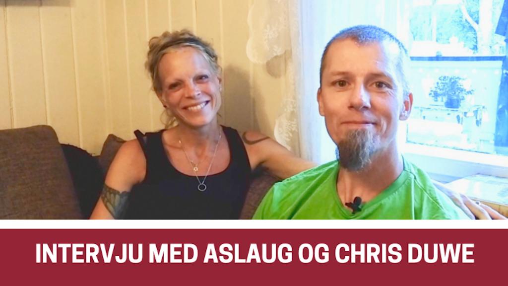 Hvordan leve som en kristen familie - med Aslaug og Chris Duwe