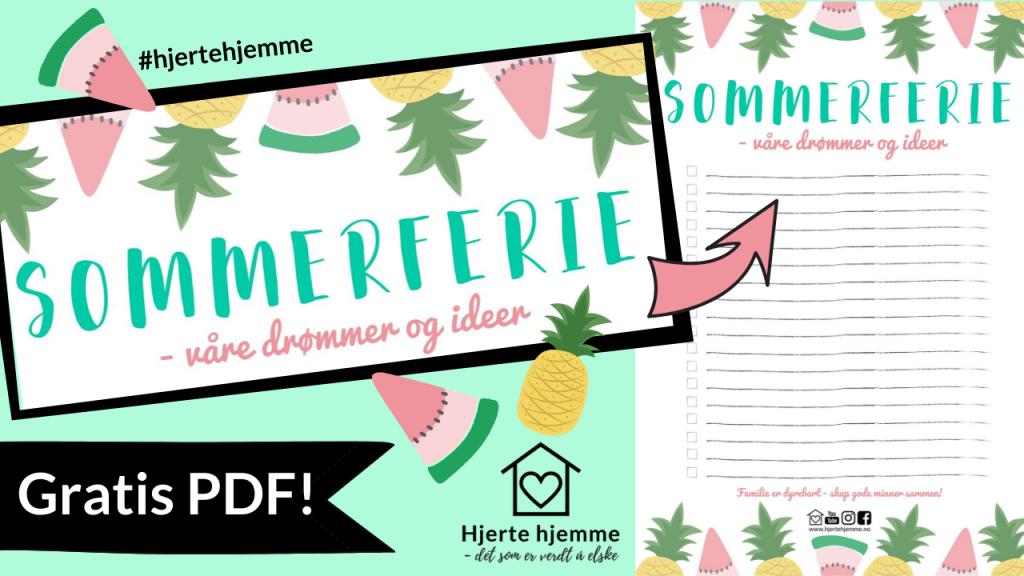 Sommerdrømmer - gratis PDF
